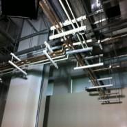 CDA, PV System – Prefabrication and Installation.