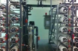 CDA System, RODI System, PCW System, Waste water System, PV System